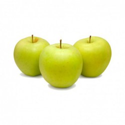 Foto Manzanas golden ecológicas (500 g)