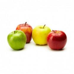 Foto Manzanas variadas ecológicas (1 kg)