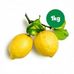 Foto Limones ecológicos (1 kg)