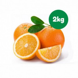Foto Naranjas ecológicas familiar (2 kg)