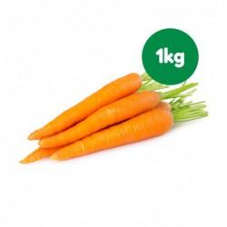 Foto Zanahorias granel ecológicas (1 kg)