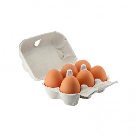 Foto Huevos ecológicos (6 unidades)