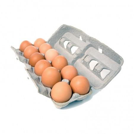 Foto Huevos ecológicos (12 unidades)