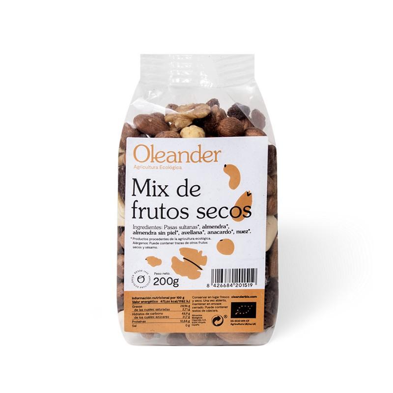 Foto Mix frutos secos ecológicos (200 g)